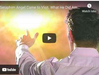 Sid Roth & Matt Sorger - A Seraphim Angel Came to Visit