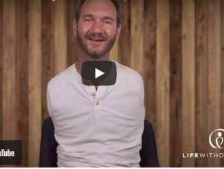 Stand Strong with Nick Vujicic