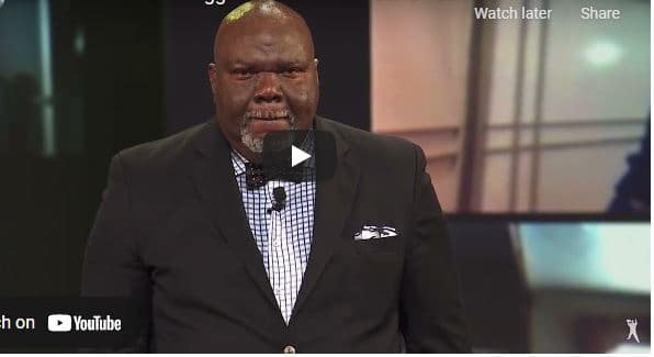 Bishop TD Jakes Sermon - Knowing Your Role in the Kingdom