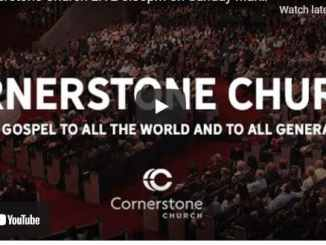 Cornerstone Church Easter Sunday Service April 4 2021