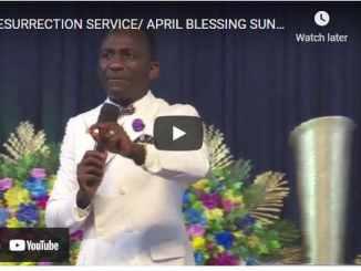 Dunamis Church Easter Sunday Service April 4 2021