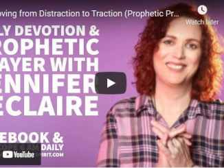 Jennifer Leclaire - Moving from Distraction to Traction