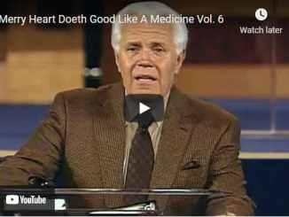 Jesse Duplantis - A Merry Heart Doeth Good Like A Medicine