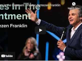 Pastor Jentezen Franklin Sermon - Flies in the Ointment