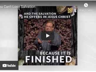 Pastor Rick Warren Sermon - You Can't Lose Salvation
