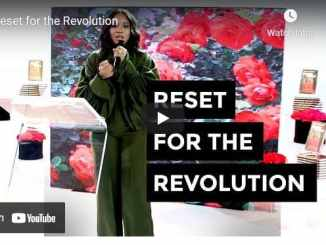 Pastor Sarah Jakes Roberts - Reset for the Revolution