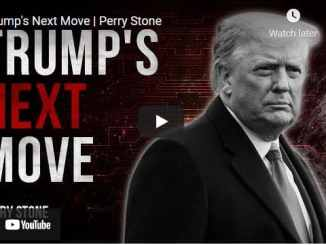 Perry Stone Message - Trump's Next Move