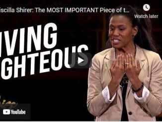 Priscilla Shirer - The Most Important Piece Of The Armor Of God