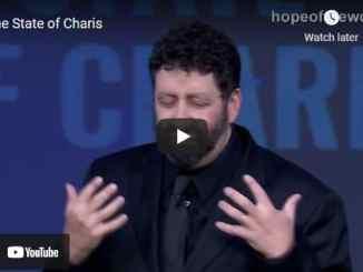 Rabbi Jonathan Cahn Sermon - The State of Charis
