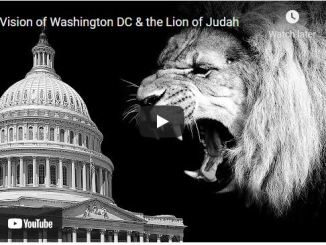 Sid Roth & Diane Nutt - A Vision of Washington DC & the Lion of Judah