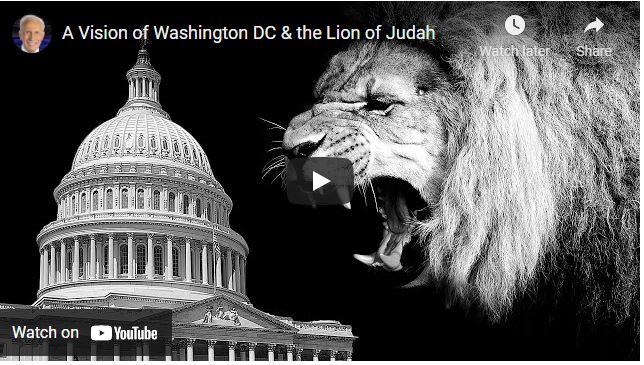 Sid Roth & Diane Nutt - A Vision of Washington DC & the Lion of Judah