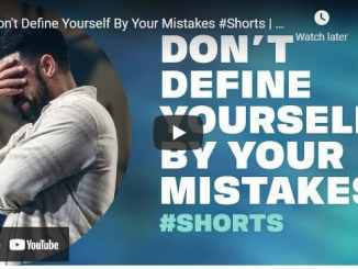 Steven Furtick - Don't Define Yourself By Your Mistakes