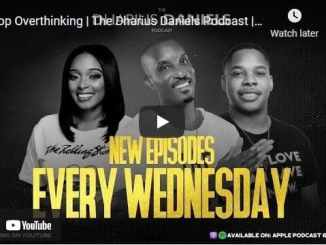 The Dharius Daniels Podcast - Stop Overthinking | Season 3 Episode 7