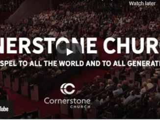 Cornerstone Church Sunday Live Service May 2 2021
