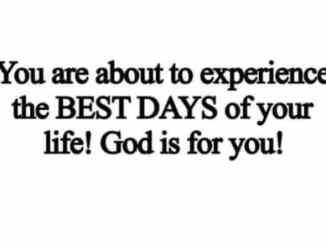 David Jeremiah Devotional May 5 2021