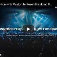 Free Chapel Sunday Live Service May 9 2021 With Jentezen Franklin
