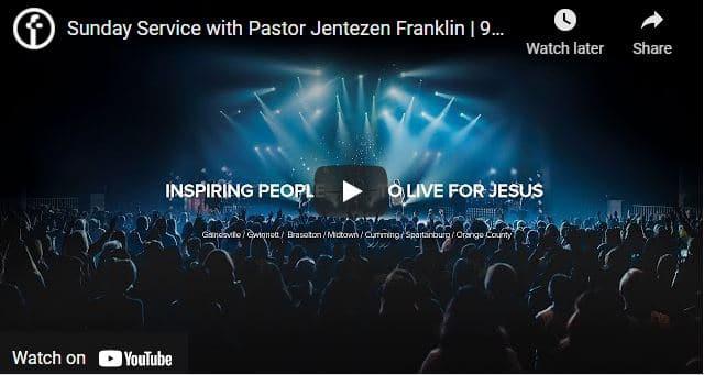 Free Chapel Sunday Live Service May 9 2021