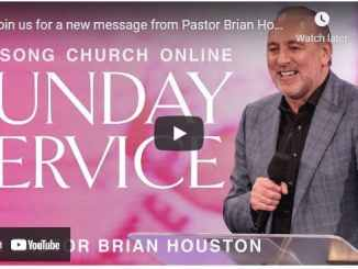 Hillsong Church Sunday Live Service May 30 2021 With Brian Houston