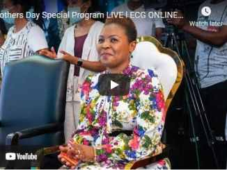 Mothers Day Special Program Live At ECG With Mary & Shepherd Bushiri