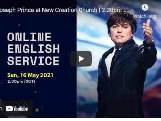 New Creation Church Sunday Live Service May 16 2021