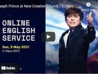 New Creation Church Sunday Live Service May 9 2021