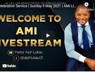 Pastor Alph Lukau Sunday Live Service May 9 2021