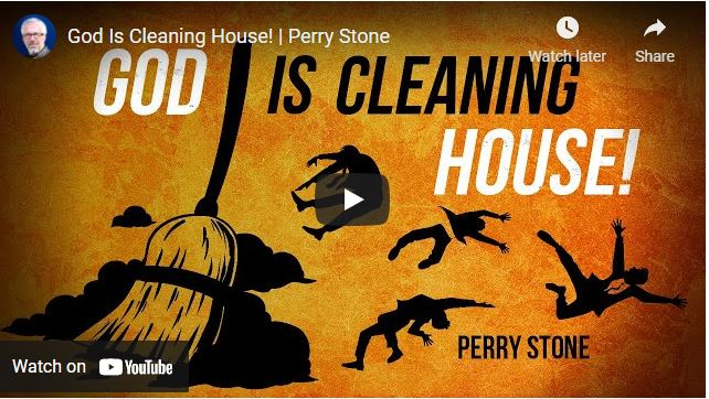 Pastor Perry Stone Sermon - God Is Cleaning House