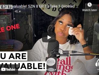 Pastor Sarah Jakes Roberts Message - You Are Invaluable