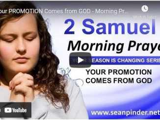 Pastor Sean Pinder Morning Prayer Session May 19 2021