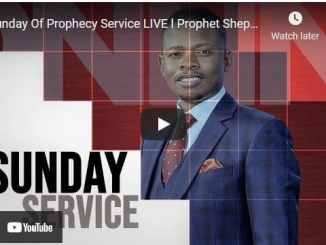 Prophet Shepherd Bushiri Sunday Live Service May 23 2021