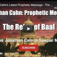 Rabbi Jonathan Cahn Prophetic Message - The Reign of Baal