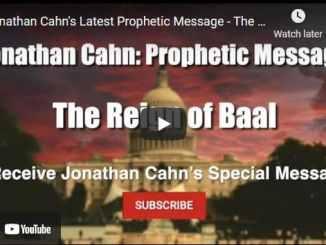 Rabbi Jonathan Cahn Prophetic Message - The Reign of Baal