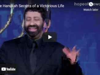 Rabbi Jonathan Cahn - The Hanukah Secrets of a Victorious Life