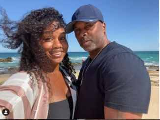 Cute Pictures of Pastor Sarah Jakes Roberts and Her Husband, Toure