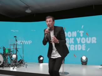 Pastor Chad Veach Sermon - Don't Break Your Stride