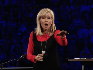 Beth Moore - Taking Happy Back Part 1