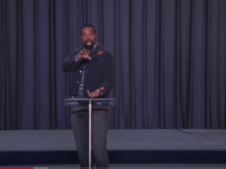 Pastor Michael Phillips Sermon - In the Middle