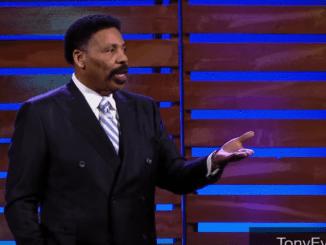 Tony Evans Sermon - Jesus the Lamb of God