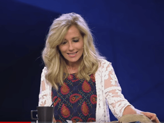 Beth Moore Sermons - Warm-hearted in a Cold-hearted World