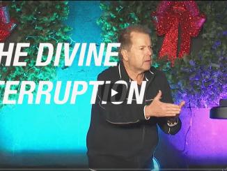Phil Munsey Sermons - The Divine Interruption