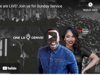 The Potters House At One LA Sunday Live Service May 9 2021