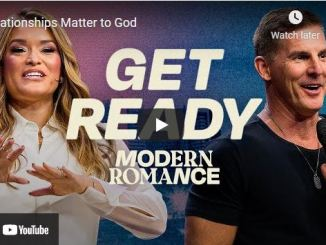 Bianca Juarez Olthoff & Craig Groeschel: Relationships Matter to God