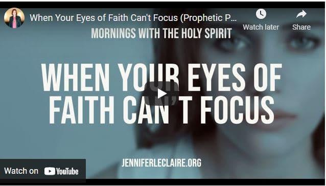 Jennifer Leclaire: Prophetic Prayer & Prophecy