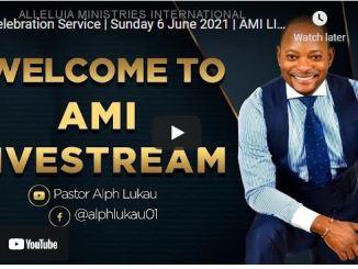 Pastor Alph Lukau Sunday Live Service June 6 2021