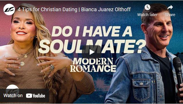 Pastor Bianca Juarez Olthoff: 4 Tips for Christian Dating