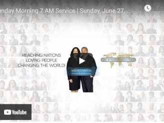 Pastor Bill Winston Sunday Live Service June 27 2021