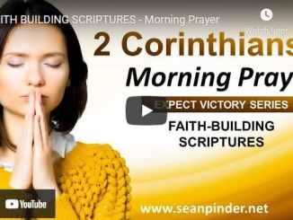 Pastor Sean Pinder Morning Prayer Session June 19 2021