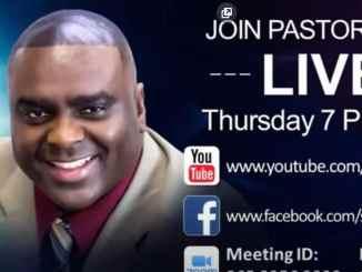 Pastor Sean Pinder Morning Prayer Session June 4 2021