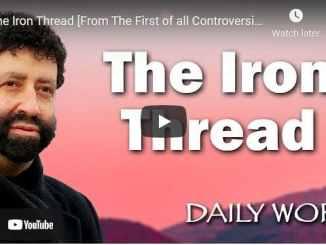 Rabbi Jonathan Cahn Sermons: The Iron Thread