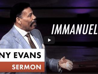 Tony Evans Sermons - Immanuel